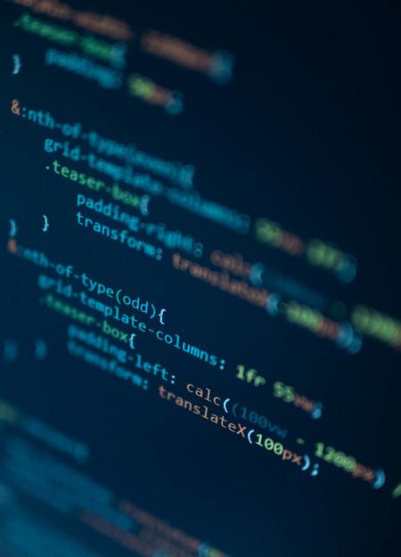 CSS Frontend Programmierung